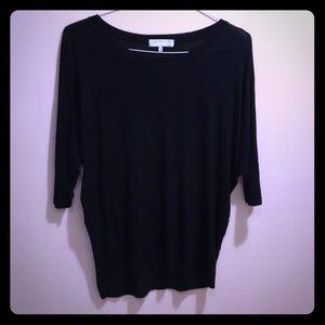 Oversized DayDreamer brand black shirt